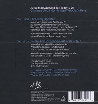 Kantaten Vol.21:bwv 2223127159182541 1
