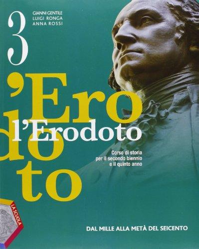 L'Erodoto. Con Metodo-Documenti-Storiografia. Per le Scuole superiori. Con espansione online: 1