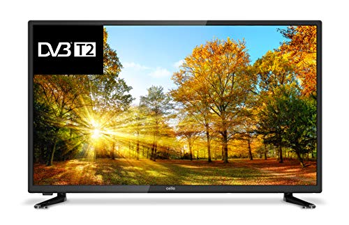 Cello C32227T2 32� HD Ready LED TV with built-in Freeview T2 HD � UK Made (Energy Class A)