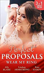 Wear My Ring: The Secret Wedding Dress / The Millionaire's Marriage Claim (The Millionaire Affair, Book 4) / The Children's Doctor's Special Proposal (The London Victoria, Book 2)
