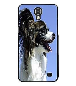 ColourCraft Cute Dog Design Back Case Cover for SAMSUNG GALAXY MEGA 2