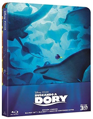 Buscando a Dory – Edición Metálica [Blu-ray] 51Fc7 PuldL