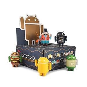 Figurines de collection Android Série 04