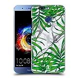 Head Case Designs Palmen Blaetter Tropische Marmor Drucke Ruckseite Hülle für Huawei Honor 8 Pro
