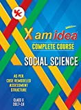Xam Idea Complete Series Social Science Class 10 for 2018 Exam