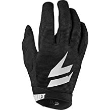 Shift 19356–001de YM Youth whit3Air Guantes, color negro, talla YM