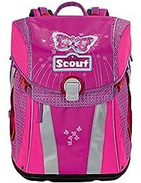 Scout 137351289 Mochila Púrpura Mochila Escolar - Mochilas Escolares (Mochila, Chica, Grade &