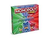 Winning Moves Monopoly Junior Pyjamask, 0238, Version Française