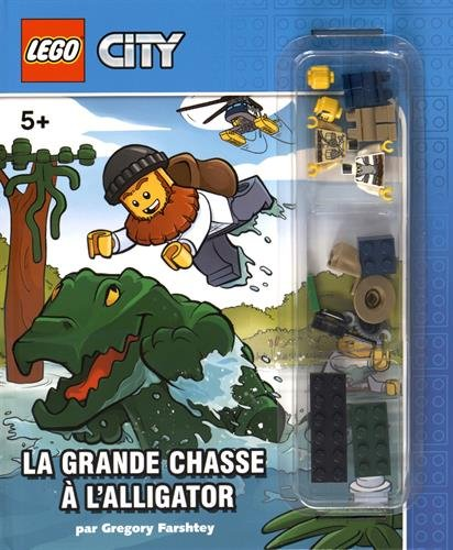 LEGO CITY LA GRANDE CHASSE A L'ALLIGATOR