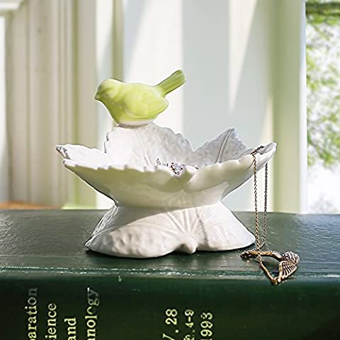 European Ceramic Desktop Ornaments,Candy Plate,Fruit Tray/Plate,Ashtray