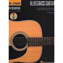 Hal Leonard Guitar Method: Bluegrass Guitar + CD