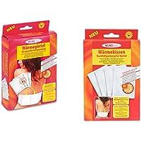 2 Pakete: 1x Wärmegürtel + 1x Nachfüllpack Heizgürtel Nierenwärmer Entspannung preisvergleich bei billige-tabletten.eu