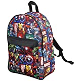Best Marvel Toddler Travel Toys - Marvel Avengers Official Backpack for Children Boys Girls Review