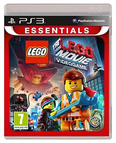 Lego Movie: The Videogame Essentials (PS3) by Warner Bros. Interactive Entertainment (Ps3 Movie Video-spiel Lego)