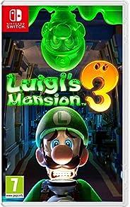 لعبة لويجيز مانشن 3 لجهاز نينتندو سويتش