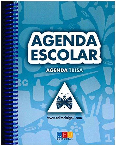 Agenda escolar Trisa. Guardería/Ed. Especial (Permanente)