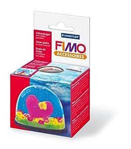 Staedtler - Fimo Accessoires - Boule à Neige à Customiser 52 x 70 mm - Sous Blister