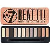 W7 Beat It! Natural Nudes Eye Colour Palette