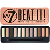 W7 15.6 g Beat It Natural Nudes Eye Colour Palette - 12-Piece by W7