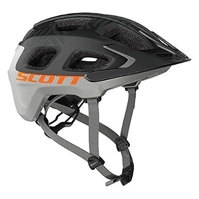 Scott Vivo MTB Fahrrad Helm schwarz matt 2017
