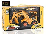 Best Remote Controls - MousePotato Wireless Remote Control Rechargeable Truck Excavator For Review
