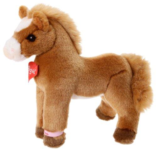 Pia Pia Club 17108 17 cm Bauer Farm Animals Standing Foal Plush Toy