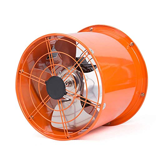 NZ-FAN-YINGYU Fans Mixed Flow Duct with 826CFM Powerful Ventilation System Exhaust for Office, Hotel, Lobby, Hydroponic Room - Mixed-flow Duct Fan