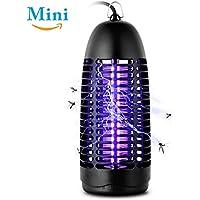 Greatever Elektrischer Insektenvernichter - Mücken & Fliegenfänger – Insektenfalle Zum Aufhängen Gegen Fliegende Insekten (mini03)