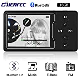 Best Mp4 Players - ChenFec 16GB 4.0 Bluetooth MP3 Player Lossless Sound Review