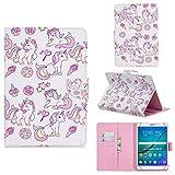 XTstore Funda Universal para Tablet de 9-10.1', Carcasa Flip Case Cubierta Protectora...