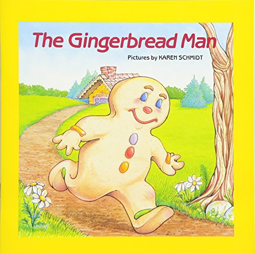The Gingerbread Man (Easy-To-Read Folktales) por Karen Schmidt