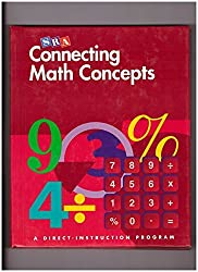 Connecting Math Concepts: Level F by Siegfried Engelmann (2002-12-23)