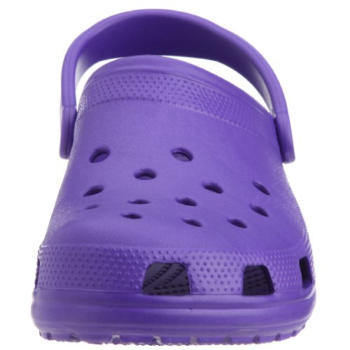 crocs Unisex-Erwachsene Classic Clogs Violett (Ultraviolet)