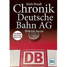 Chronik Deutsche Bahn AG: 1994 bis heute