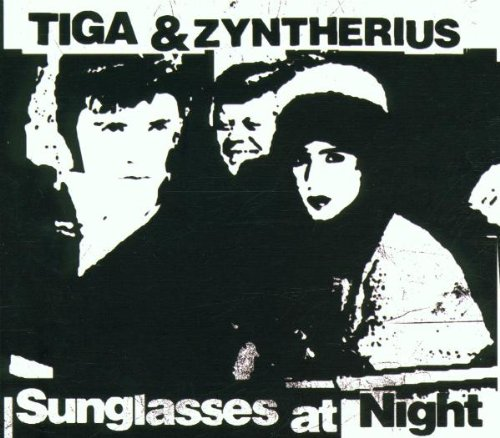 Sunglasses At Night (Limited Edition) [DIGIPACK]