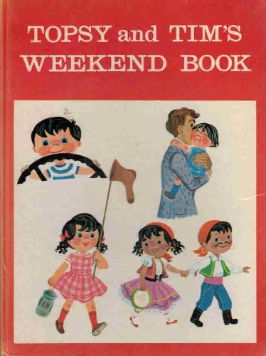 Topsy and Tim's weekend book
