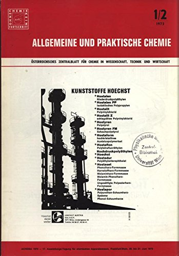 Photophysikalische Prozesse organischer Moleküle (H. F. Kauffmann), in: ALLGEMEINE UND PRAKTISCHE CHEMIE, 1/2-1973.