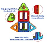 Flying Start Magna Blocks Wheels Magnetic Building Blocks 3 Yrs Plus (40 Pieces)