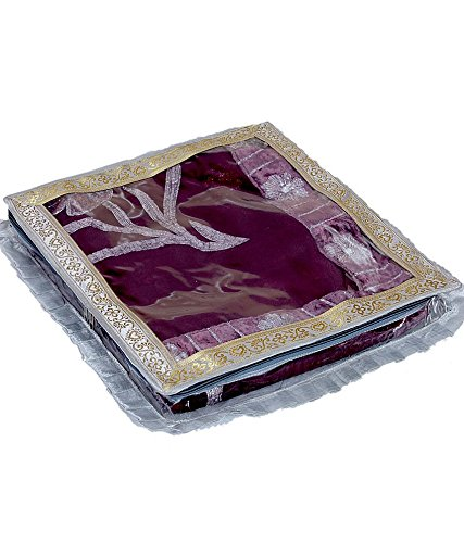 Kuber Industries™ Designer Saree Cover (Wedding Collection)  available at amazon for Rs.199