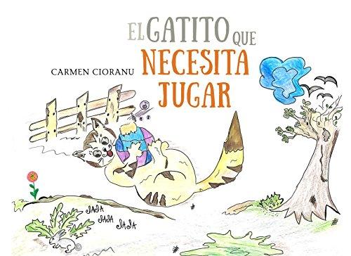 El gatito que necesita jugar: Leopardito por Carmen Cioranu