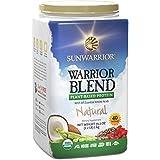 SUNWARRIOR Warrior Blend (Vegan Protein) natural, 1er Pack (1 x 1000 g)