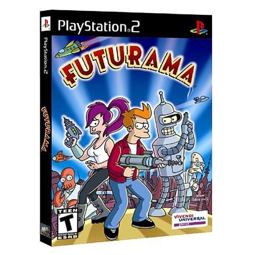 Click for larger image of Futurama / Game