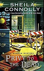 Privy to the Dead (A Museum Mystery) by Sheila Connolly (2015-06-02)