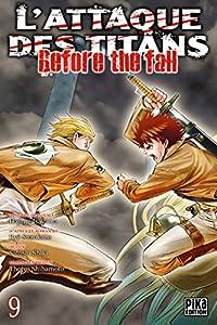L'Attaque des Titans - Before the Fall Edition simple Tome 9