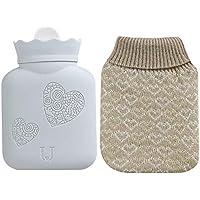 Myzixuan Silikon Warmwasser Tasche Warmwasserbereitung Tasche Bewässerung warme Hand Bao Tragbare explosionsgeschützte... preisvergleich bei billige-tabletten.eu