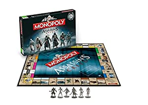 Winning Moves - 0965 - Monopoly Assassins Creed - Version Française