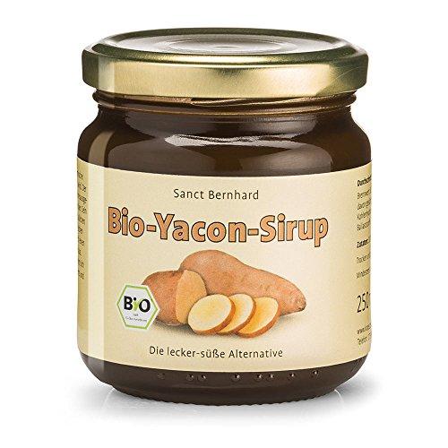 Sanct Bernhard Bio Yacon-Sirup 250 g