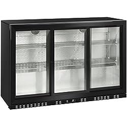 Botellero Expositor (320 L, 116 W, 6 estantes, 4–8 °C)