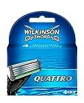 Wilkinson Sword Quattro - Carg...