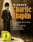 The Very Best of Charlie Chaplin [Blu-ray] -